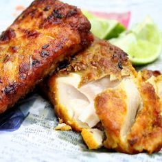 Add an exotic twist to your fish with our Sindhi fish fry recipe.   (Try with banana flour)