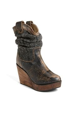 Bed Stu 'Bruges' Bootie. #fashion #booties #shoes