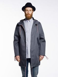 Thom Browne Technical Parka