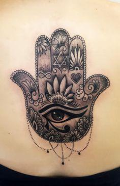 tattoo hamsa maori - Pesquisa Google