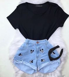 Cool Outfits for Teens Girls Fashion Clothes, Teen Fashion Outfits, Swag Outfits, Mode Outfits, Retro Outfits, Cute Fashion, Woman Outfits, Anime Outfits, Night Outfits