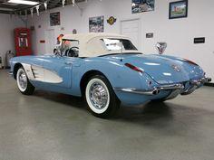 Chevrolet Corvette C1, Chevy, Convertible, Classic Corvette, Car Car, Hot Cars, Cars For Sale, Vintage Cars, Dream Cars