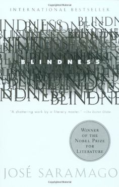 Fabio Montagnino suggests three books. The first one is Blindness by Jose Saramago