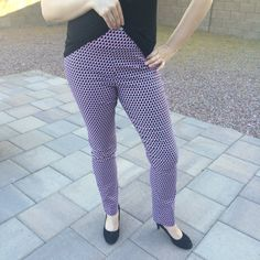 July Stitch Fix review Margaret M Emer Printed Pants @stitchfix #stitchfix #stitchfixreview