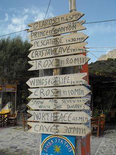 Kalymnos Greek Island direction