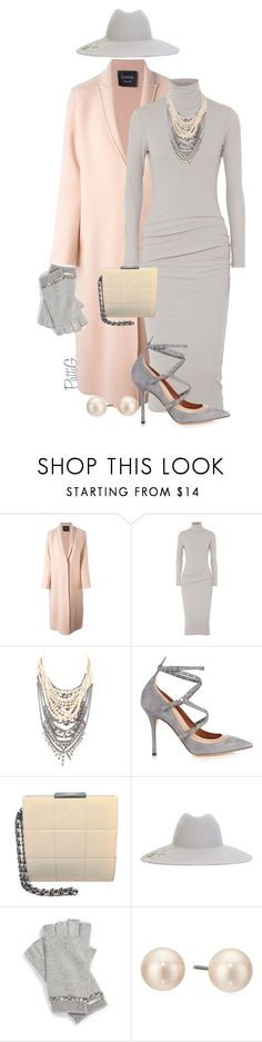 """""""SADIE"""" by patigshively ❤ liked on Polyvore featuring Lanvin, James Perse, Tom Binns, Valentino, Chanel, FABIANA FILIPPI, MICHAEL Michael Kors and Anne Klein"""