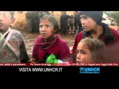 Oltre un milione di rifugiati sono fuggiti dalla Siria; più di 400.000 solo da gennaio. Noi siamo la loro unica speranza. Aiutali a sopravvivere! Dona ora, www.unhcr.it