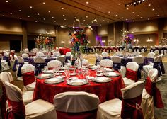 Highland totals 12,200 sq. ft. of indoor space and 8,500 square feet of adjacent outdoor space providing greater options for wedding and social events.