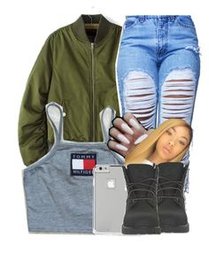 """""""Untitled #2853"""" by alisha-caprise ❤ liked on Polyvore featuring Case-Mate and Timberland"""