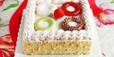 Торт «Донатс»