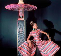 wild 1960's fashion
