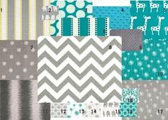 nursery colors/patterns
