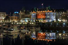 Victoria, British Columbia: At A Glance