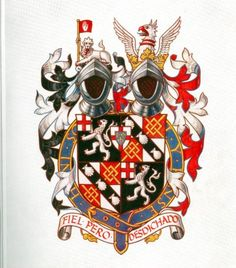 Herald Dick Magazine: Hommage à Winston Churchill Winston Churchill, Nobel Prize In Literature, Family Crest, Famous Men, Ex Libris, Crests, British Army, Vintage Labels, Coat Of Arms