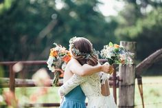 Sarah and Nate Stracke - Midwest DIY Boho Wedding-44