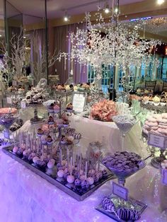 Wedding Candy Buffet by Perfectly Posh Llc Candy Buffets & Tablescapes  www.perfectlyposhct.com