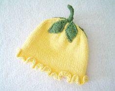 Hat Knitting Pattern Little Lamb Hat Woolly von FiddlestyxStudios