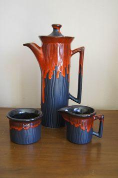 Vintage Beauceware Tea Set