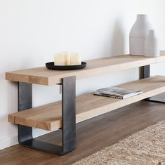 Meuble TV Perpignan en chêne Source by Furniture, Tv Furniture, Interior, Wood Furniture, Bedroom Furniture, Diy Furniture, Home Furniture, Metal Furniture, Furniture Decor