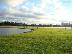 Parque Barigui - Curitiba, Brazil