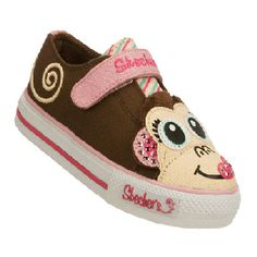 Kids Skechers ' Silly Me Inf/Tod Chocolate