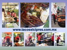 Parrilladas y Asados para Fiestas www.tacoselcipres.com.mx