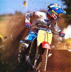 Jeff Stanton 1991 Honda CR 500 #sandblasting #6time #motocross #vintagemotocross #legend #honda #90smotoruled #90sdirtbikes pc:unkn