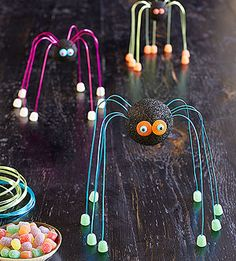 Too Cute to Spook: Silly Spiders (via Parents.com)