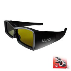 The reviews on this are off the charts! VIZIO VSG102 Full HD 3D Rechargeable Glasses, Black (2 Pack)