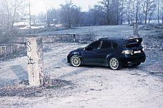 The Subaru Impreza WRX STi is my dream car.