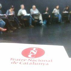 """T'agrada el #teatre ? Coneixes el club de lectura """"#llegir el teatre de la #btfalcanar ? Ens trobem 1 #dissabte al mes per comentar una obra teatral. Demà toca a les 12 h. T'animes? #quèfemalesbiblios #llegirteatre #clubdelectura #alcanar #ilovereading #ilovelibraries #theatre #"""