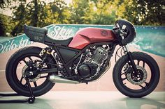 '86 Yamaha SRX600 – Dagger Cycles