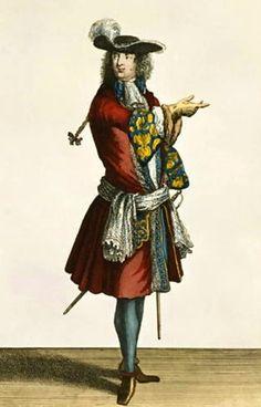 rococo fashion men - Google Search