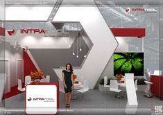 Проект стенда для компании Варс Экспо на выставку Нефтегаз 2014