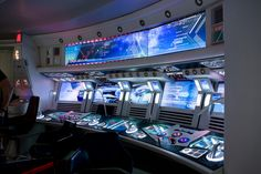 Exclusive never-before-seen photos from inside J.J. Abrams' Enterprise