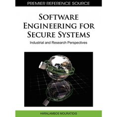 - - Software Engineering for Secure Systems Software Engineering for Secure Systems Research And Development, Software Development, White Box Testing, Social Challenges, C Programming, What Is Like, The Book, Perspective, Engineering
