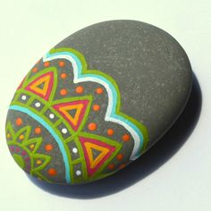 painted rocks fish - Google Search