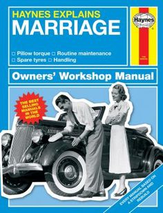 Haynes Explains Marriage #Haynes