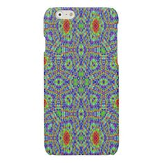 Multicolored trendy abstract pattern