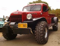 lifted 1940 dodge truck - Google Search