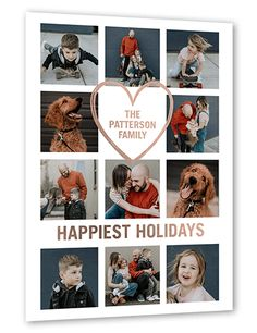 Heart Gallery Personalized Foil Card by jillgo. Send a holiday card friends and family will love. Top Gifts For Kids, Kids Gifts, Reading Adventure, Holiday Photo Cards, Party Accessories, Shutterfly, Photo Book, Your Cards