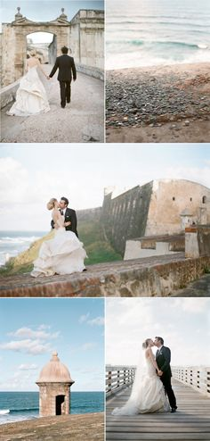 Adding Puerto Rico to the list! Love these pictures because I've actually been to that fort. :)