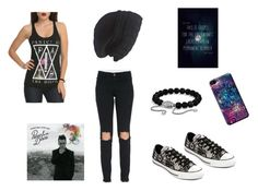 """Panic! At the Disco Inspired Outfit"" by nachoaveragegirl ❤ liked on Polyvore"