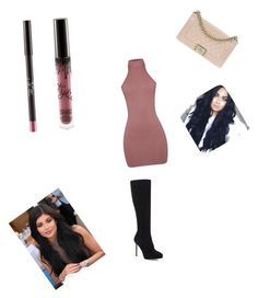 """""""Kylie j look"""" by rudycastaneda-rc on Polyvore featuring Jimmy Choo and Chanel"""
