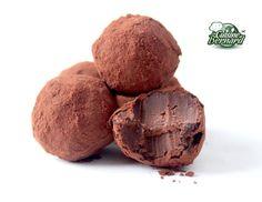 La Cuisine de Bernard: Les Truffes au Chocolat