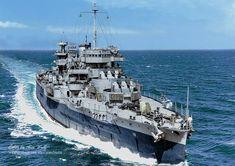 Uss Indiana, Mchale's Navy, Uss North Carolina, Uss Iowa, Us Battleships, Casco Bay, Naval History, Military Life, Military History
