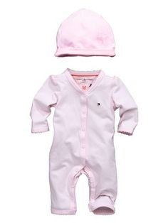 656592333 Calvin Klein Baby Set, Baby Girls 2-Piece Jumper and Leggings ...