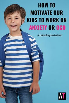 Motivating our kids with anxiety or OCD is one of the biggest challenges. Learn how to get your child motivated to face their fears. Also learn how to motivate them to face their feats. Ocd In Children, Anxiety In Children, Mental Health Blogs, How To Calm Anxiety, Conscious Parenting, Mindfulness For Kids, Anxiety Relief, Coping Skills