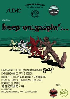 poster-evento-curitiba-keep-on-gaspin