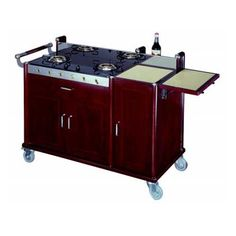 Cooking Carts UNIT PRICE:  USD 390.00